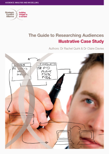 The Guide to Researching Audiences: Case Study