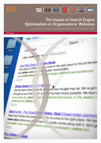 The Impact of Search Engine Optimisation on Organisations' Websites FULL REPORT